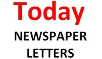 today-newspaper-letters