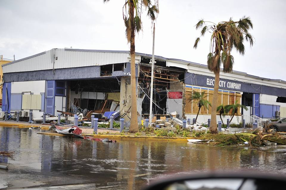 Hurricane Irma Damages GEBE - company no in financial difficulties