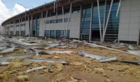 Hurricane Irma Damages SXM Airport