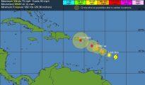 Hurricane Maria - Sun Sep 17 2017 5pm