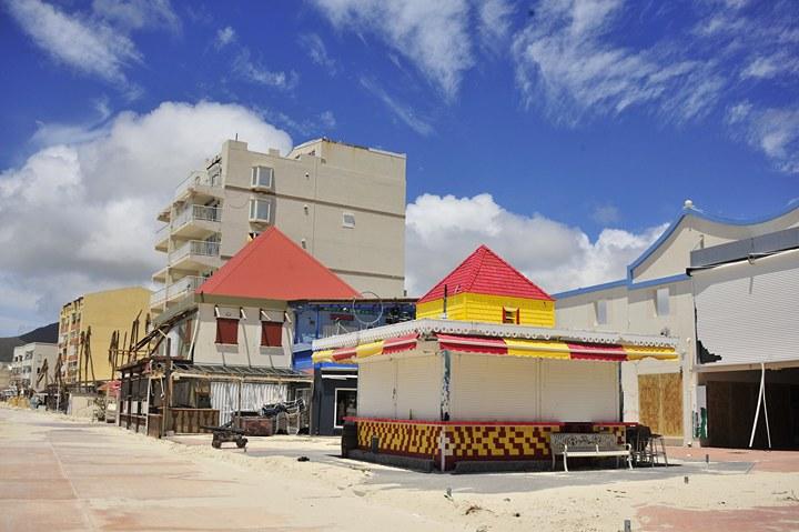 Roofs - Boardwalk