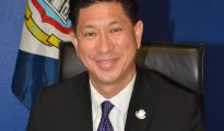 Minister Emil Lee