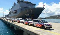 More police cars - Karel Doorman