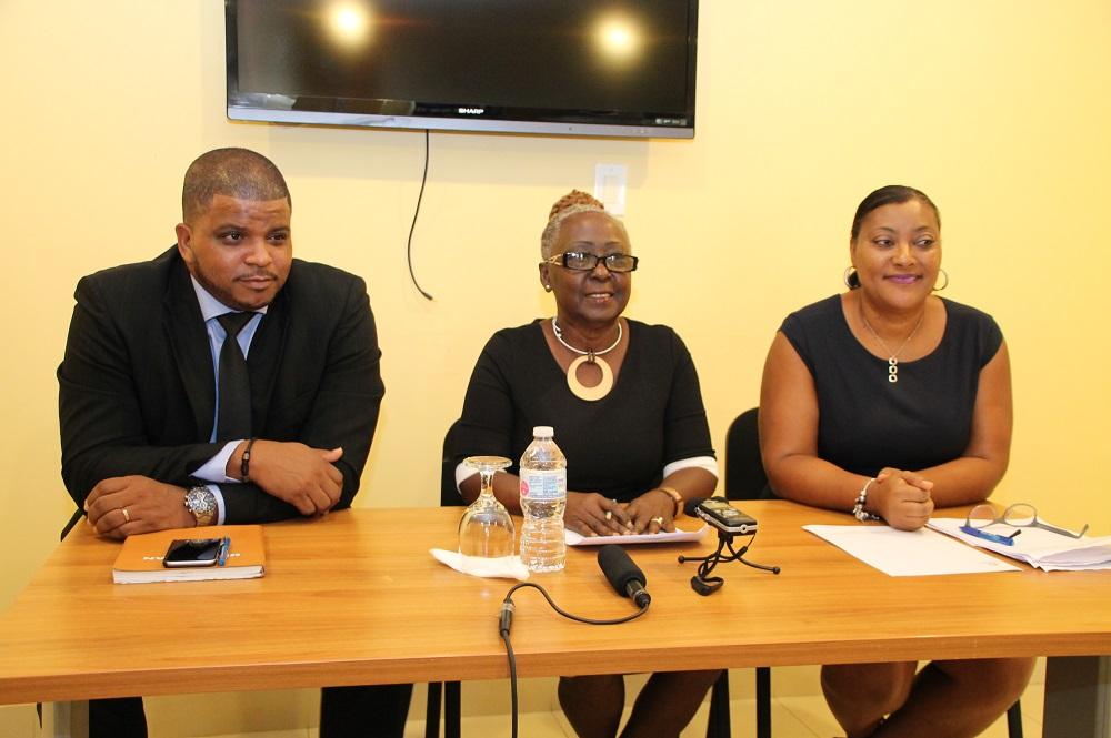 Ombudsman Nilda Arduin Press Conference