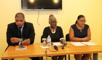 Ombudsman press conference