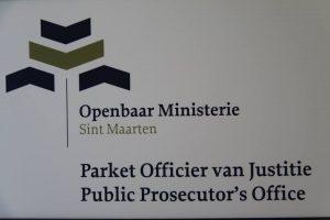 Public Prosecutor's Office logo