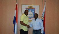Dominica Prime Minister Roosevelt Skerrit - William Marlin