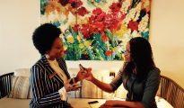 Dr. Natasha Gittens & Shola Blessing