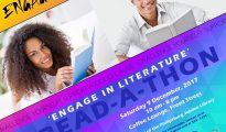 Engage Foundation in Literature Poster