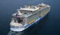 Harmony of the Seas cruise ship RCCL