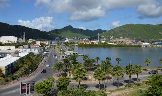 Philipsburg - Capital of Dutch St. Maarten