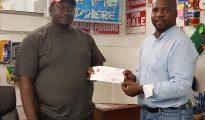UTS Chippie winner travel voucher St. Eustatius