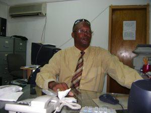 Clifford Illis office