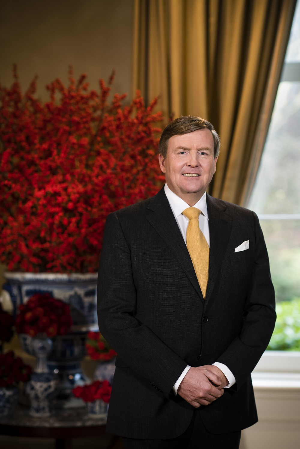 King Willem Alexander - Copyright RVD - Photo Frank van Beek - 20171225