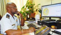 Police Spokesman Chief Ricardo Henson