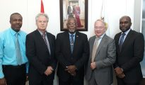 Progress Committee meetting Minister of Justice Rafael Boasman