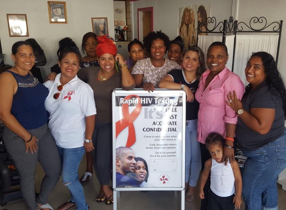 St. Maarten Aids Foundation World Aids Day 2017