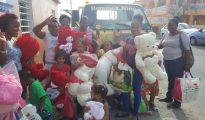 Tzu Chi Foundation aid to residents (2)