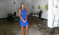 Georgette Berghuis-Leutscher. Photo Caribisch Netwerk/Rik Haverman