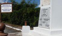 Border monument Belvedere - 20180108 HH