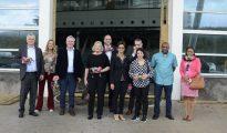 Dutch Chambers Chairpersons visit Sint Maarten