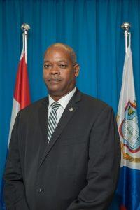 Minister Van Hugh Cornelius de Weever