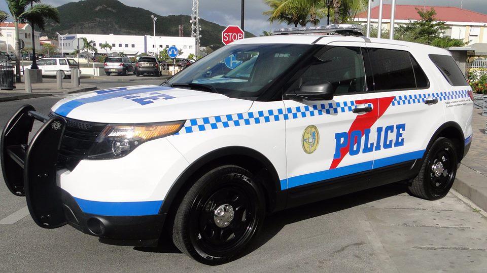 Police squad car KPSM
