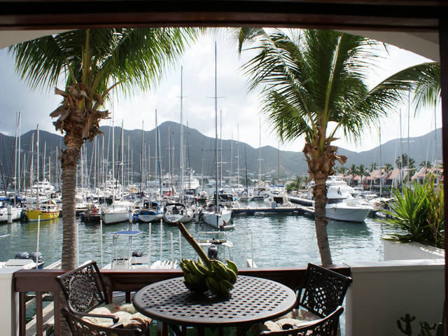 Simpson Bay Yacht Club Rental