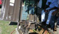 Telem repairs Pelican cabinet cutover