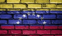 Venezuela background wall
