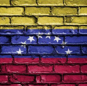 Venezuela background wall