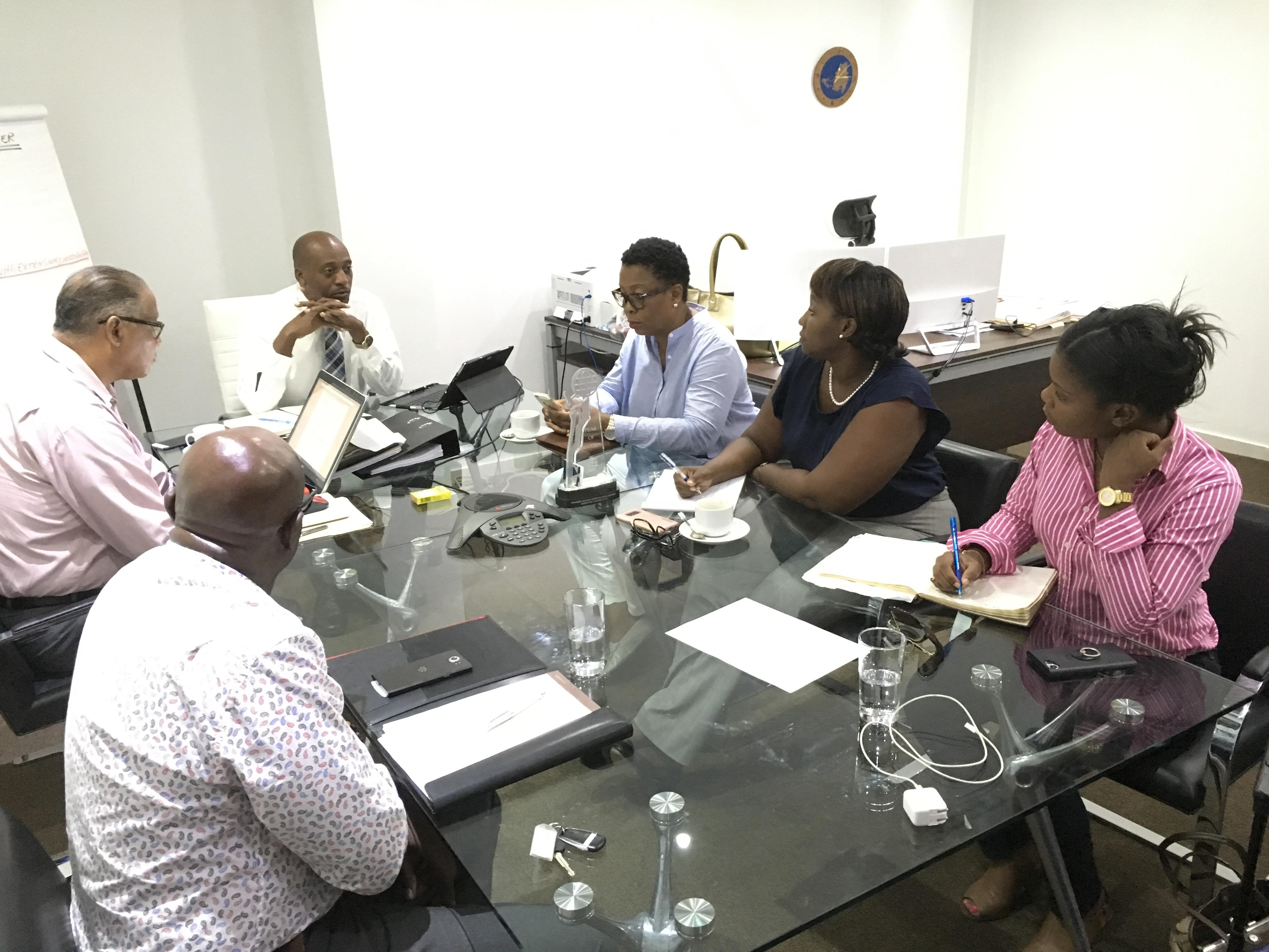 anguilla hub partners image December 2017