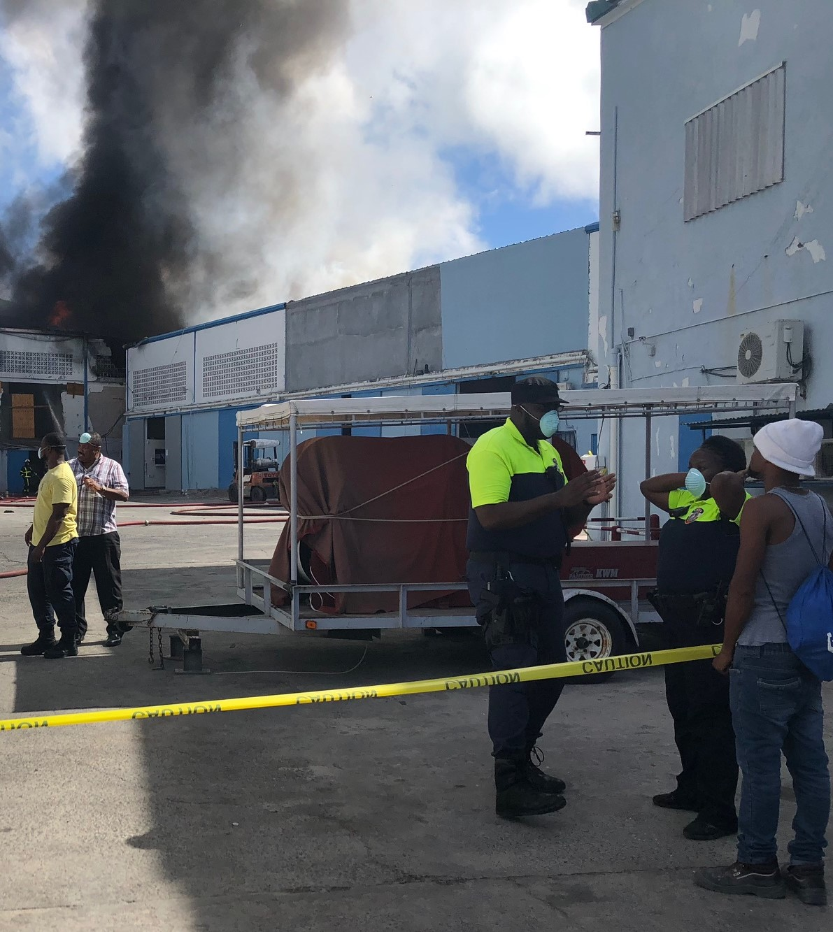 cole bay fire 4