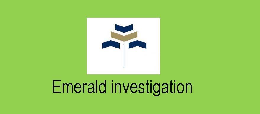 Emerald investigation