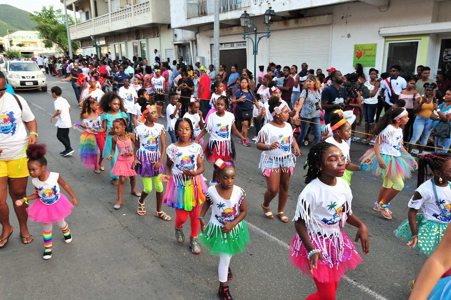 French Carnival Children Parade 2018 Participants 5