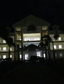 Lights on at government building 20180131 - HH-min