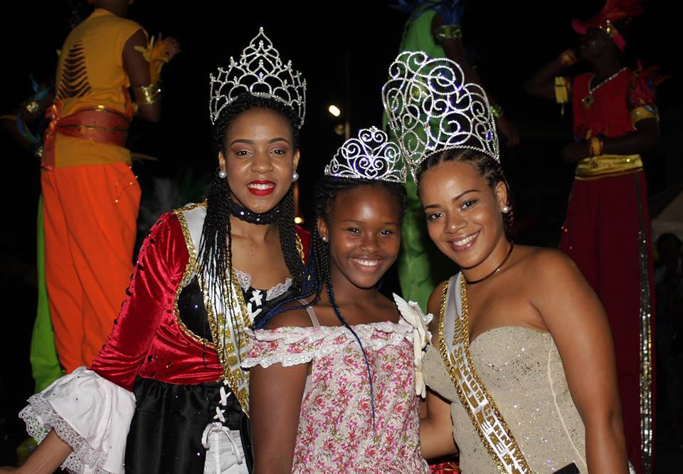 Pageantry queens