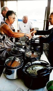 Sint Maarten Yacht Club Soup Cook Off