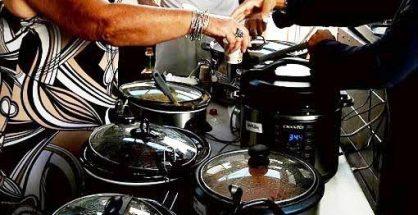 Pots of Soup