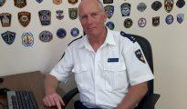 Rob Apelhof 2018 - Police trainer BPO