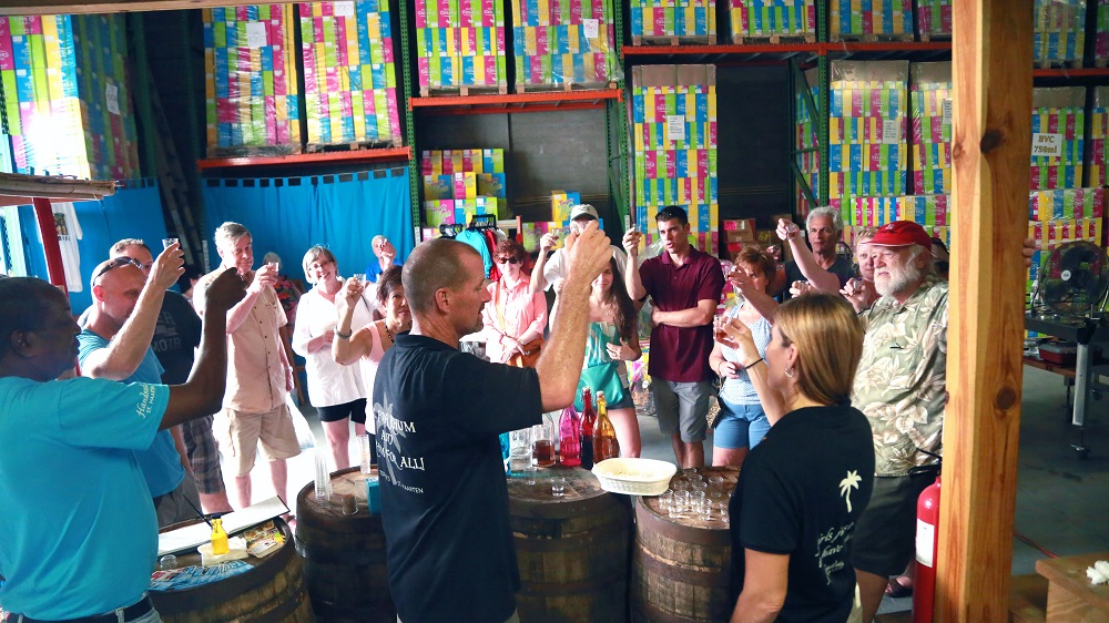 Toppers Rhum 10best distillery by USAtoday