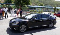 Governor Official Car