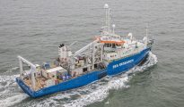 Research vessel Pelagia