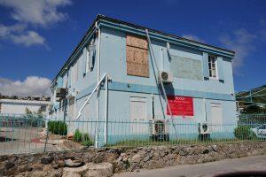 St. Maarten Cable TV building