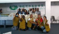 Tzu Chi Foundation donates to 70 families in need (1)
