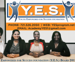 YES Foundation new board