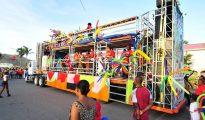 5th Annual Balloon Parade truck