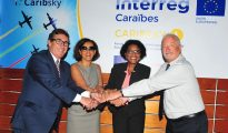 CaribSKY Alliance Launching Event - pic 8 - Aliiance Formed
