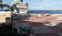 Carnival Fascination in Port St. Maarten - 20180414