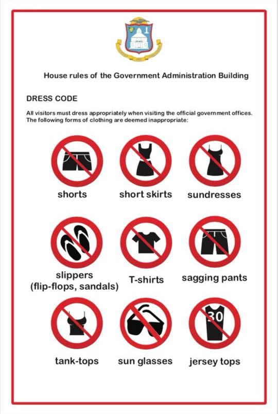 House Rules Government Building